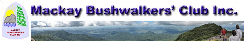 Mackay Bushwalkers Club Inc